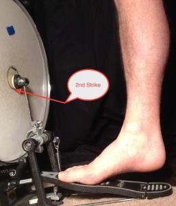 3 toe-to-ball drop (b)