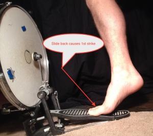5 toe-heel slide (a)