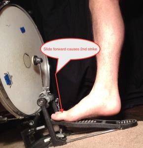 5 toe-heel slide (b)